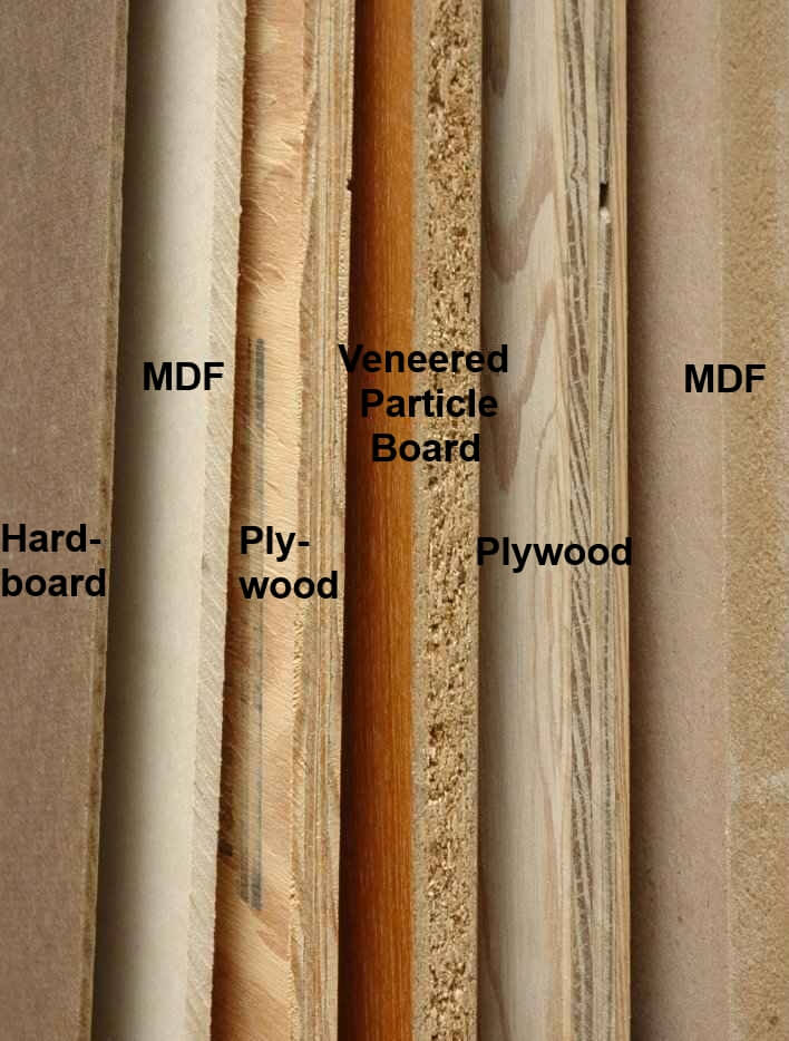 Construction Grade Particle Board ~ Kitchen cabinet box material why it matters mp design